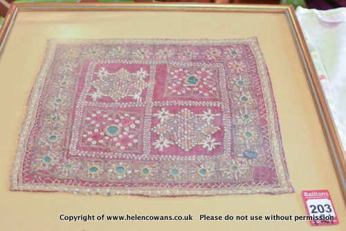 Antique Indian Embroidery 2