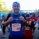 41th New York City Marathon (7-Noviembre-2010) - Edu