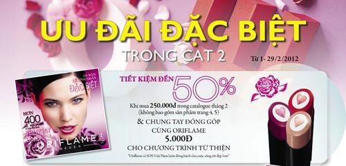 Oriflame 2-2012_Uu Dai Dac Biet_01