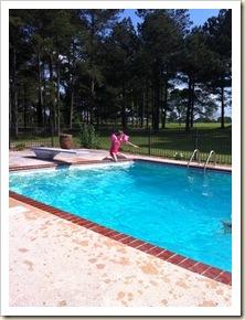 AG swimming