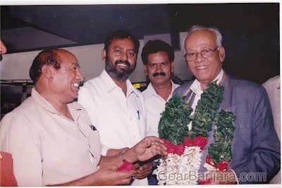 Ranjit Naik, Sevagad