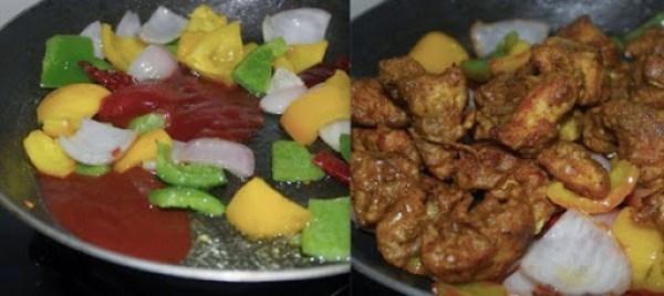 Chilli Chicken step6