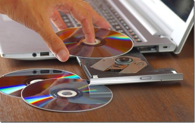 cara pintar membuat dvd kaset video