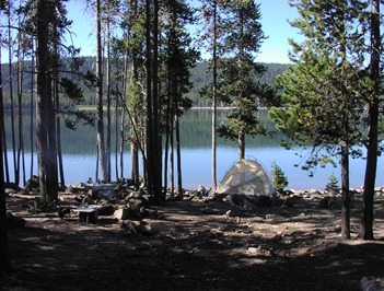 This is where Mo and I first camped together back in 2003