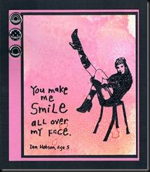 make me smile