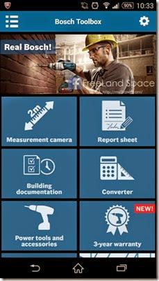 [App] Bosch Toolbox