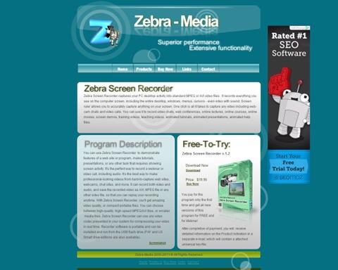 Zebra-Screen-Recorder