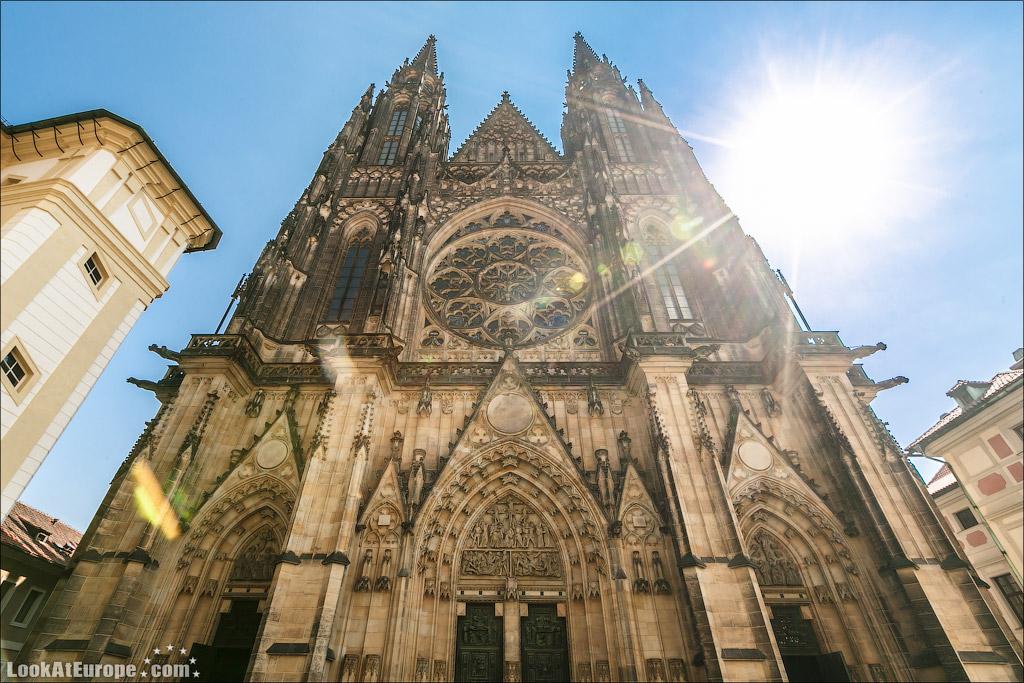 Евротур. Хранитель Праги - собор святого Вита