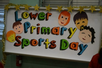 PSPS Lower Primary Sports Day