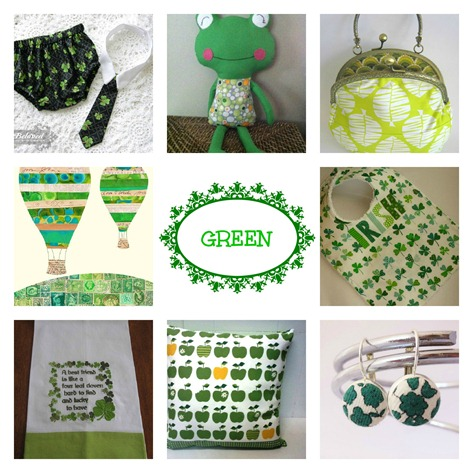 saint patricks day Collage