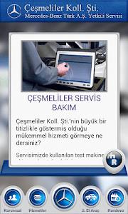Çeşmeliler Otomotiv screenshot 5