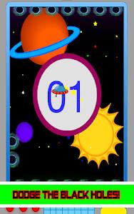 Avoid The Black Holes or Die! screenshot 11