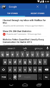 Designer News - Reader screenshot 3