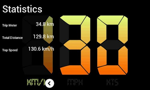 HUD Speedometer screenshot 1