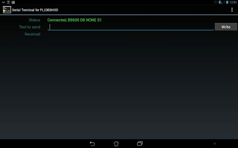 Prolific PL2303 USB-UART screenshot 4
