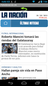Periódicos de Costa Rica screenshot 2