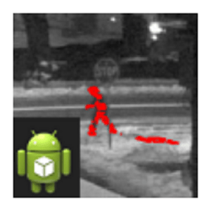 OpenCV Movement Detect