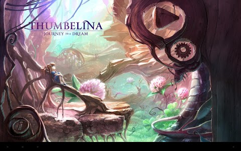 Thumbelina: Journey to a Dream screenshot 3