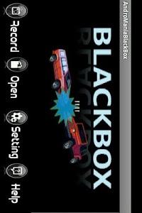 AndroManaBlackBox(for vehicle) screenshot 0