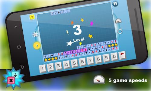 Math.Multiplication table Free screenshot 13