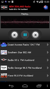 RADIO NEW ZEALAND screenshot 3