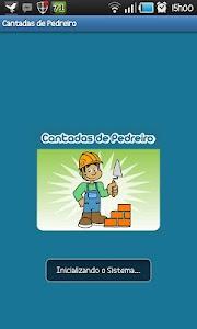 Cantadas de Pedreiro screenshot 0
