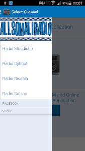 Radio Muqdisho screenshot 1