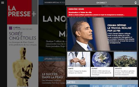 La Presse+ screenshot 7