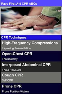 Rays First Aid CPR ABCs screenshot 3