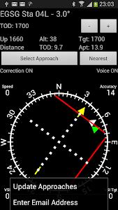 GPS ILS screenshot 4
