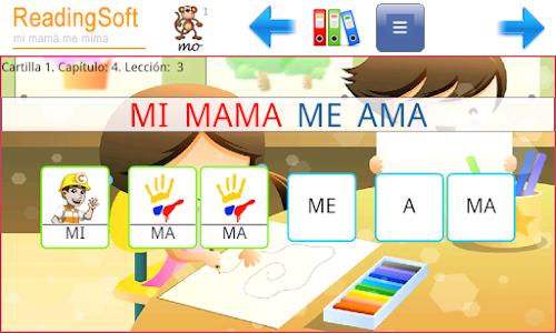 Curso 1 Aprender a Leer screenshot 6
