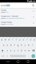 Chrome Browser - Google - screenshot thumbnail 03