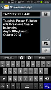 Fulah Language Pack screenshot 0
