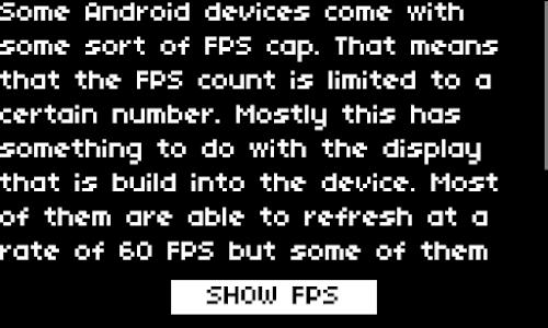 Bits FPS Cap screenshot 0