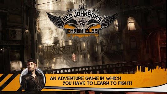 Red Johnson's Chronicles: Full screenshot 0