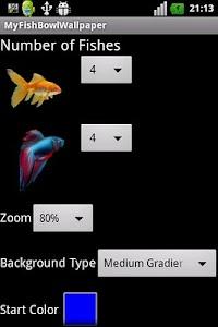My Fish Bowl Live Aquarium screenshot 4