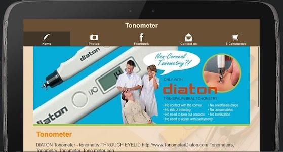 Tonometer - Glaucoma Eye Test screenshot 2