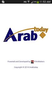 Arab Today mini screenshot 0
