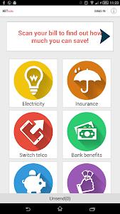 HITbills - Money Saving App screenshot 0