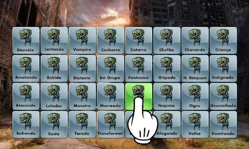 Sounds zombies screenshot 0
