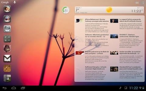 Scrollable News Widget screenshot 6