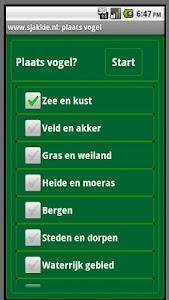 Vogels in Nederland screenshot 5