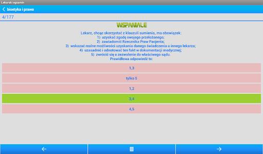 Lekarski egzamin (free) screenshot 13