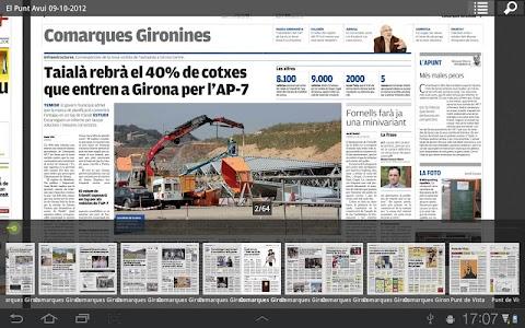 El Punt Avui - Com. Gironines screenshot 3