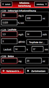 Palliative Care Tools screenshot 4