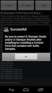 G-Stomper FLPH Drum & Bass 1 screenshot 1
