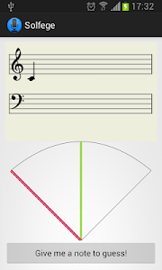 Solfege screenshot 1