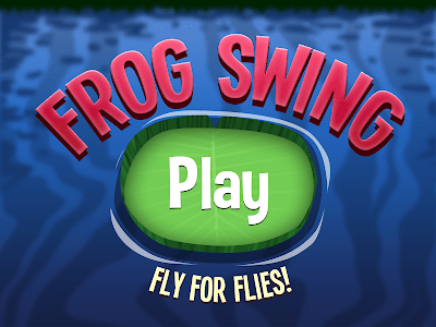 Frog Swing - Sticky Tongue screenshot 9