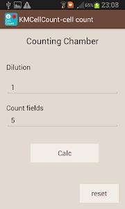 KMCellCount screenshot 3