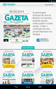 Gazeta Alagoas screenshot 6